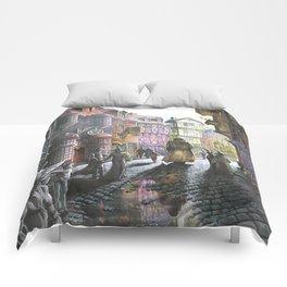 Diagon Alley Comforters