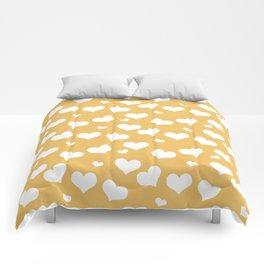 Flying Hearts Comforters