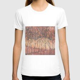 Arboles de otoño (Autumn trees) T-shirt