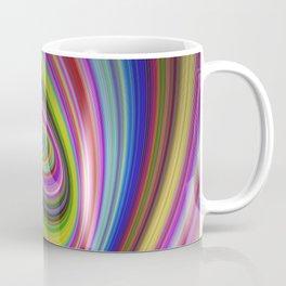 Colorful hypnosis Coffee Mug