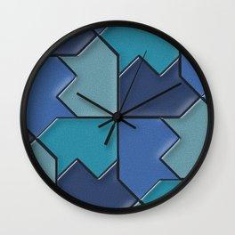 Geometrix 118 Wall Clock