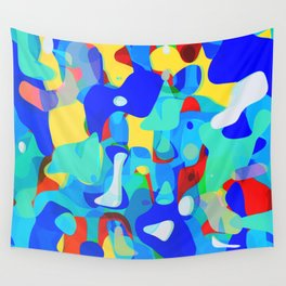 Meltdown Wall Tapestry