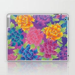 Floral Japanese Peony Laptop & iPad Skin