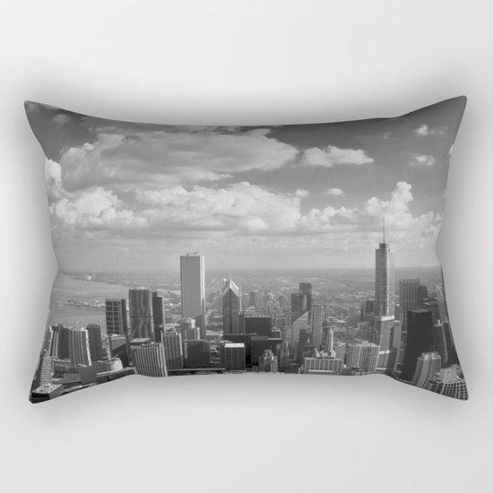 chicago... Rectangular Pillow