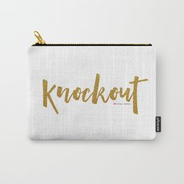 Knockout Carry-All Pouch