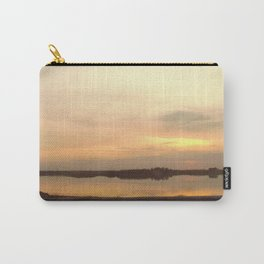 Not Venice sunset (by not Monet) Carry-All Pouch