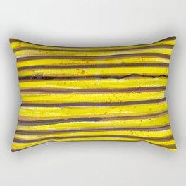 BUMBLE BEE SWIRL Rectangular Pillow