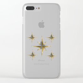 North Star Clear iPhone Case