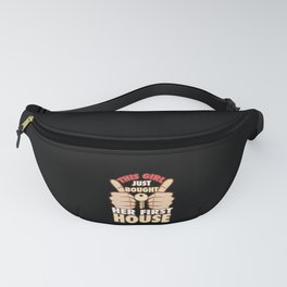 Homeowner - Bought Her First House Fanny Pack