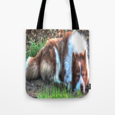 sleaping Tote Bag