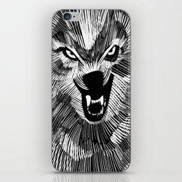 Big Bad Wolf iPhone Skin
