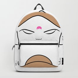 Cute little Buddha Backpack
