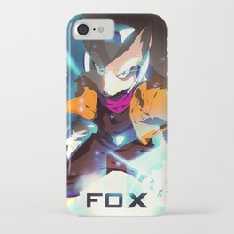 Melee | Fox - Red iPhone Case