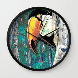 I m here Wall Clock