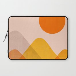 Abstraction_Mountains_02 Laptop Sleeve