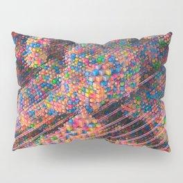 Explosive Popcorn Gum (Bigger) Pillow Sham