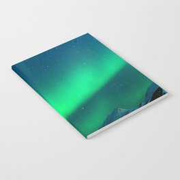 Northern Lights (Aurora Borealis) 1. Notebook