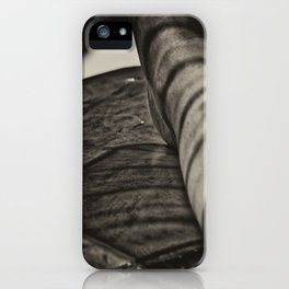 Abstracted Shadows iPhone Case