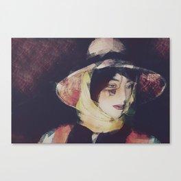 Window Dressing Canvas Print