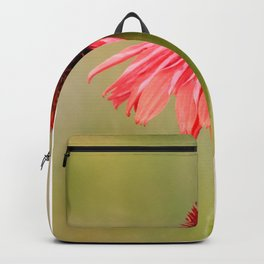 Dreamy Cone Flower Backpack