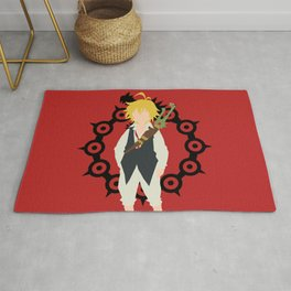 The Seven Deadly Sins Rug