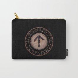 Tiwaz - Elder Futhark rune Carry-All Pouch