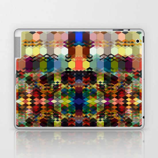 Triangle affair Laptop & iPad Skin