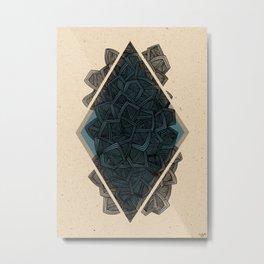 - artefact - Metal Print
