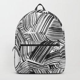 Tangled Brushstrokes Backpack