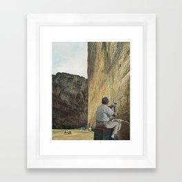 #113 Framed Art Print