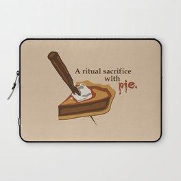 Ritual Sacrifice Laptop Sleeve