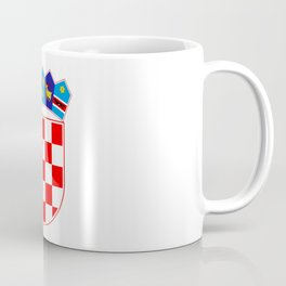 Croatia Coat of Arms Coffee Mug