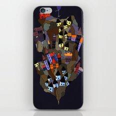 Floating Rock iPhone & iPod Skin