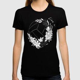 Live Like Line shirt volleyball shirt women girls T-shirt