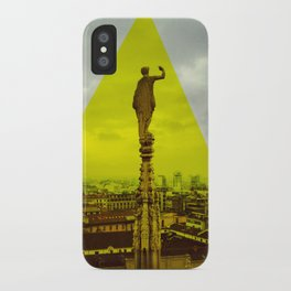 Milan iPhone Case