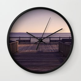 Place of Tranquility Wall Clock