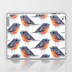 Flame Robin Laptop & iPad Skin