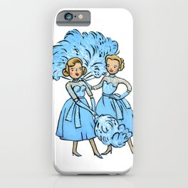 Sisters iPhone Case