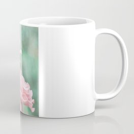 Endless Blue (vintage and pastel flower photography) Coffee Mug