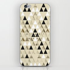 Meant to Make iPhone & iPod Skin