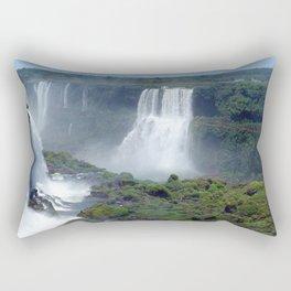 Iguazu Falls Rectangular Pillow