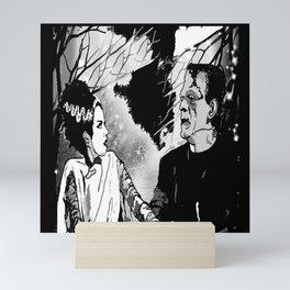 FRANKENSTEIN Mini Art Print