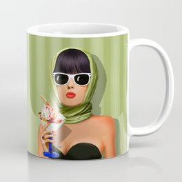 Summer love, summer ... sun and ice cream Coffee Mug