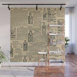 Vintage Catalogue Wall Mural