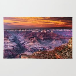 Grand Canyon, Arizona Rug