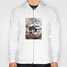 Love Is Abstract Hoody