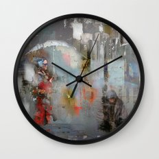 Indifference Wall Clock