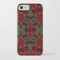dark tower iPhone & iPod Cases featuring Dark tower by Gun Alfsdotter