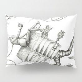 Organically inorganic Pillow Sham