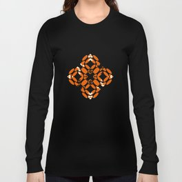 Indian Designs 123 Long Sleeve T-shirt